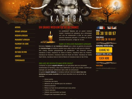 Détails : Marabout voyant Africain Hadj Kakeba , spécialiste des problèmes sentimentaux