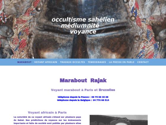 Consultation d'un marabout à Paris