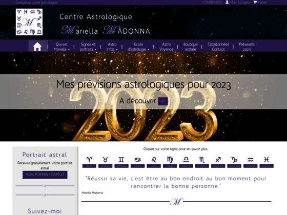 image du site https://www.mariellamadonna.fr