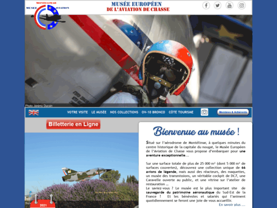 Photo image Le Musée de l'Aviation de Chasse