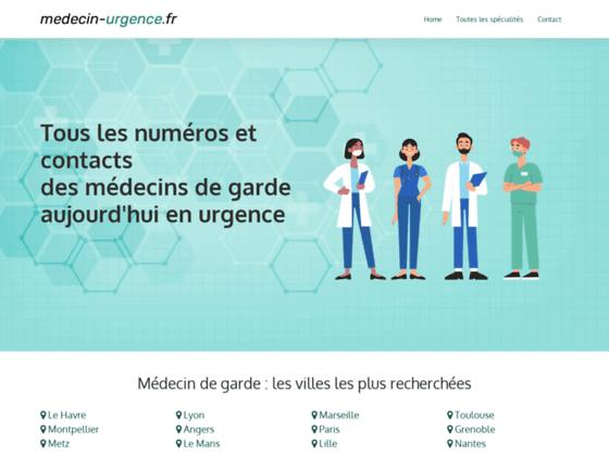 image du site https://medecin-urgence.fr/