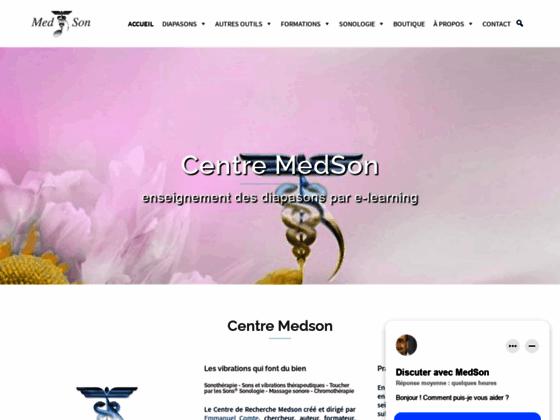 Photo image Centre de Recherche MedSon