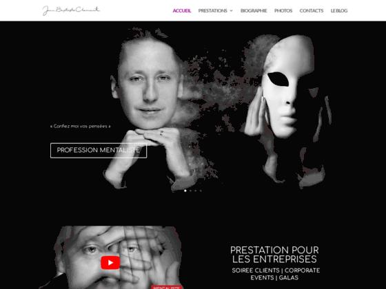 image du site https://www.mentaliste.paris/