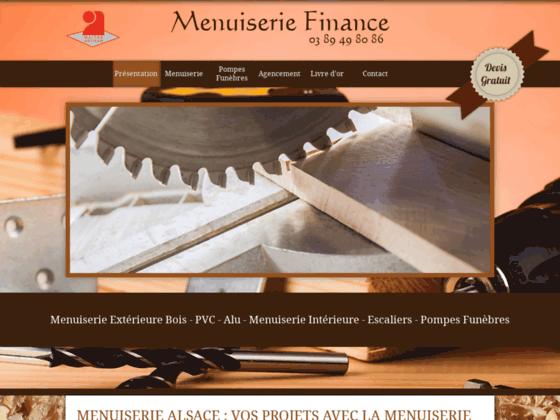 La Menuiserie Michel Finance, figure emblématique de la menuiserie en Alsace