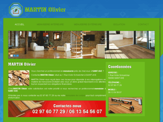 Agencement Vannes : MARTIN Olivier