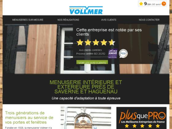 Menuiserie Vollmer
