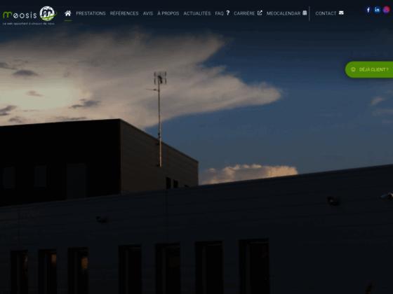 Détails : Commentaires et avis des clients Meosis sur les prestations web de l'agence