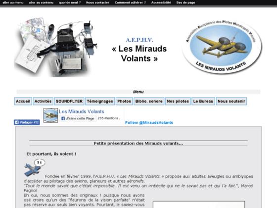 Photo image Les mirauds volants