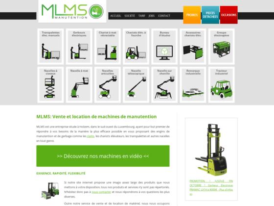 Détails : Location et vente de machines de manutention au Luxembourg