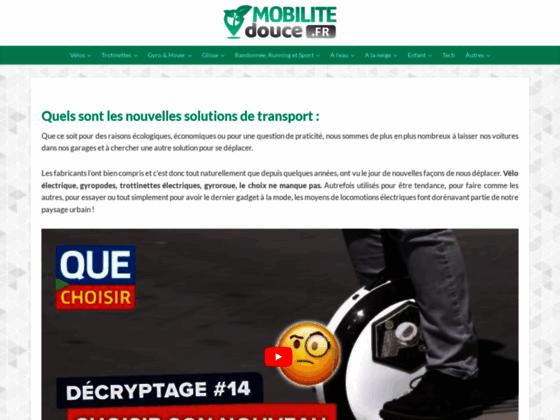 Mobilitedouce.fr