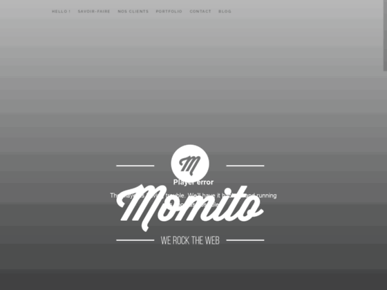 Détails : Momito, Agence Web Lyon & Roussillon