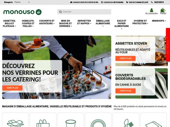 image du site http://monouso.fr