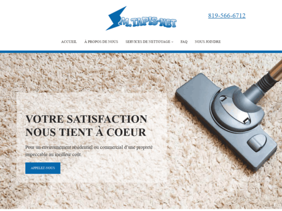 image du site https://www.monsieurtapis.ca