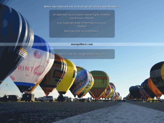 Photo image MONTGOLFIERE.COM - Montgolfières de Picardie - Picardy's Balloons