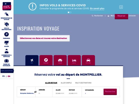 Photo image Aéroport de Montpellier Méditerranée - Terre d'Envol - horaires vols départs et arrivées