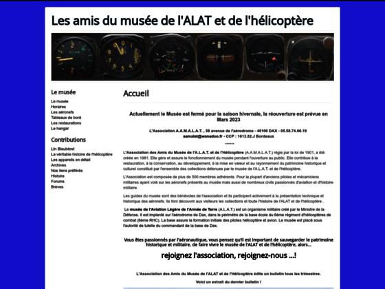 Photo image Musée de l'aviation légère de l'armée de terre et de l'hélicoptère