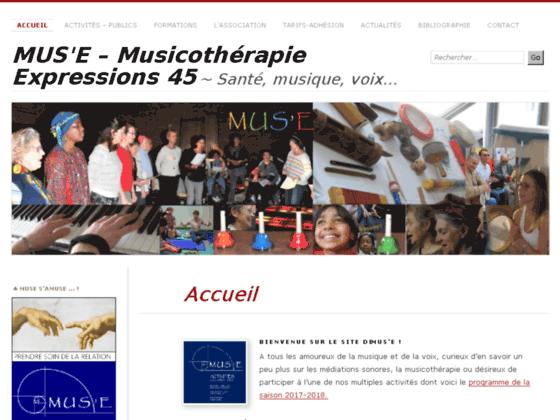 Photo image Musicotherapie expression 45