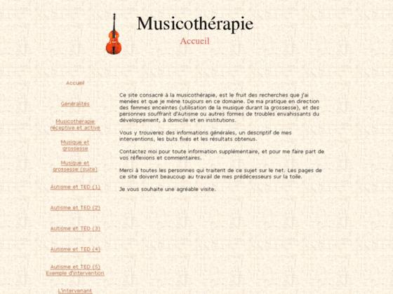 Photo image Musicotherapie