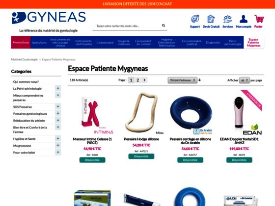 Détails : mygyneas