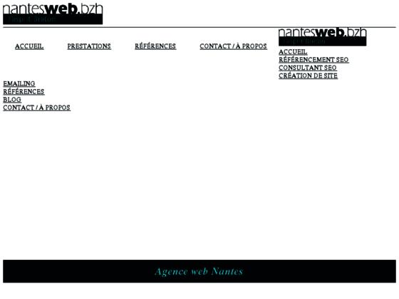 Détails : Agence digitale Nantes WEB