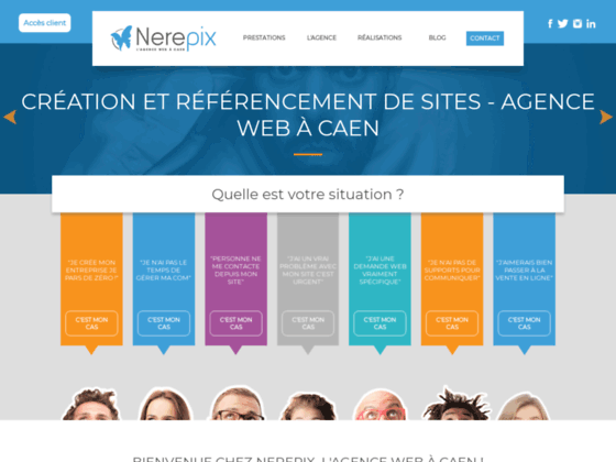 image du site http://www.nerepix.fr/