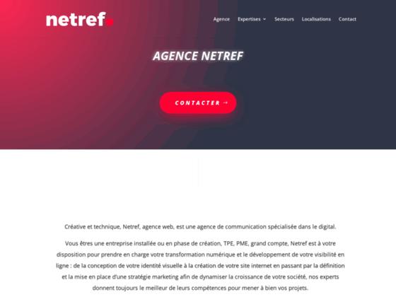 Agence de communication Dijon Bourgogne - Netref
