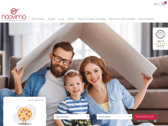 Détails : Estimer bien immobilier avec Noovimo