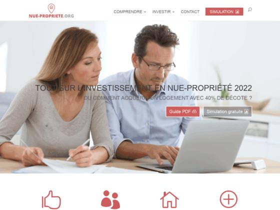 Détails : Réussir un investissement immobilier en nue-propriété