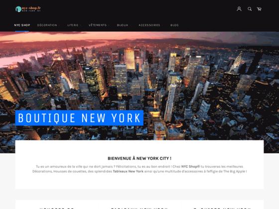 Détails : Décoration New York