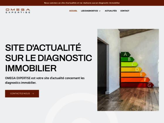 Photo image Omega Expertise, l'expert du diagnostic immobilier obligatoire