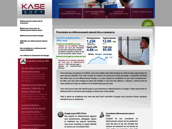 Détails : Agence SEO Paris