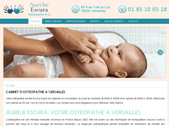 Détails : Suivi ostéopathique pour les futures mamans