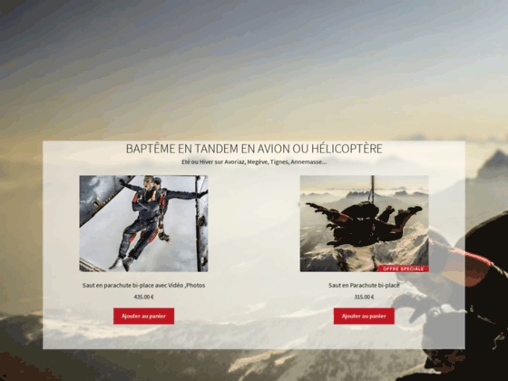 Photo image Parachutisme 74 - Annemasse DZ