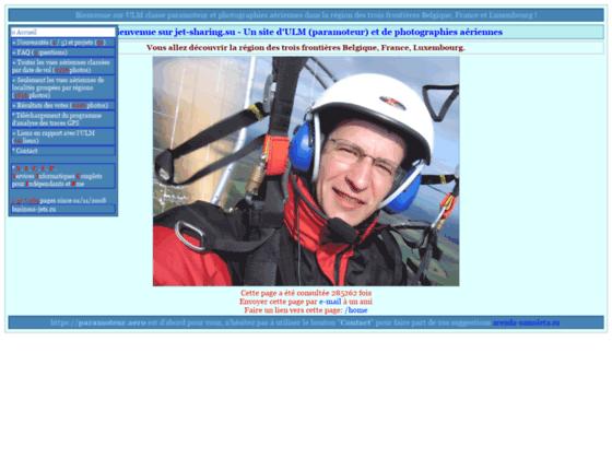 Photo image ULM classe paramoteur - photographies et vues aériennes dans la zone des trois frontiè