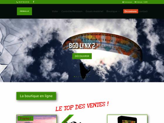 Photo image Airbulle parapente - Airbulle parapente - Aeobase ecole de parapente