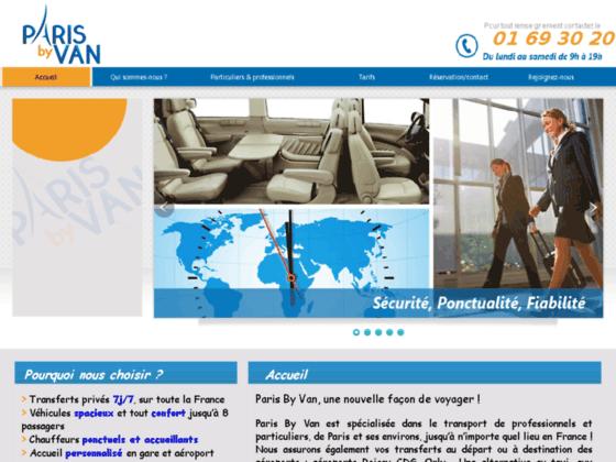 Détails :  transporte professionnels et particuliers