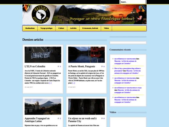 Détails : Amérique Latine