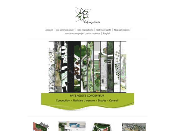 Détails : Agence de conception paysagère Tours - Paysage Mania