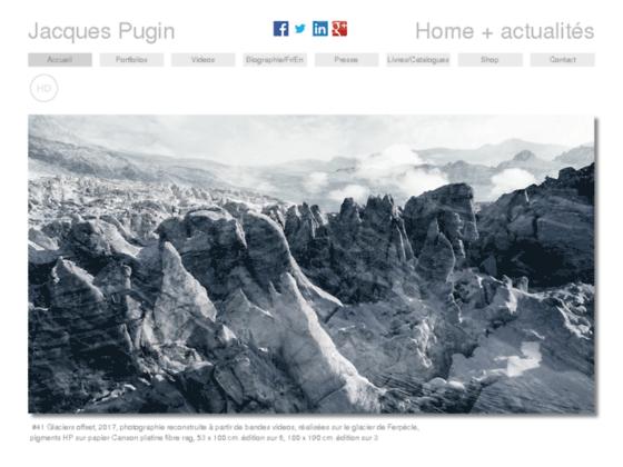 Photo image Pugin, Jacques