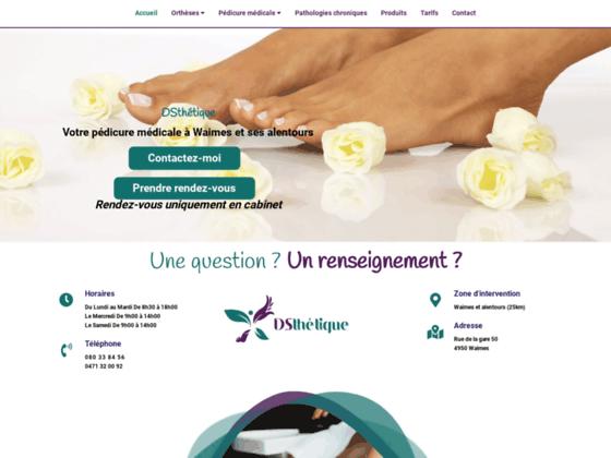 image du site https://www.pedicure-specialisee-waimes.be/