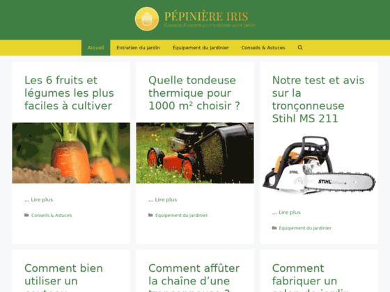 image du site https://www.pepiniere-iris.fr/
