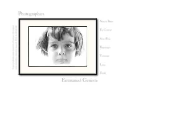 Photo image Geneste, Emmanuel