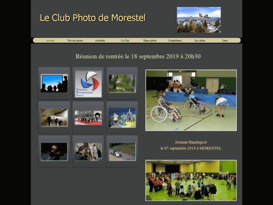 Photo image Club Photo de Morestel