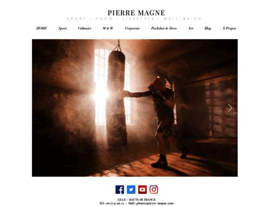 Photo image Magne, Pierre