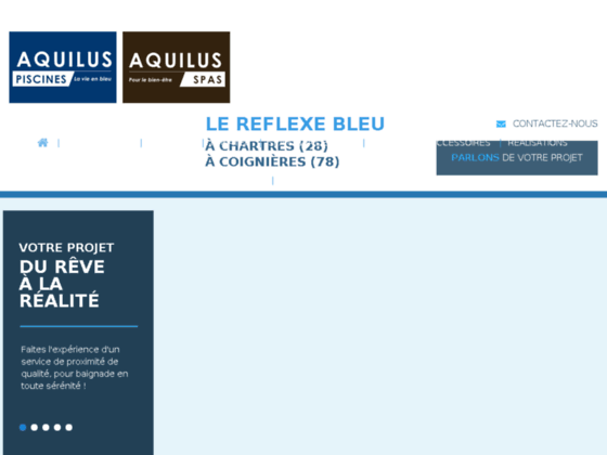 Détails : Le Réflexe Bleu : Construction et rénovation piscine (28)