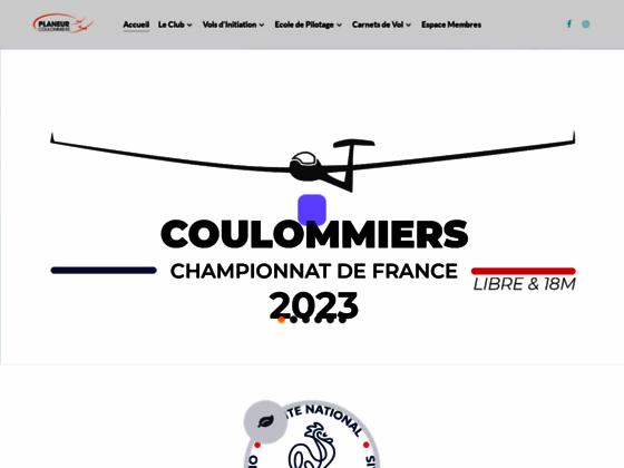 Photo image Planeur AACM - Club de Vol à Voile de Coulommiers et Meaux - Est de Paris