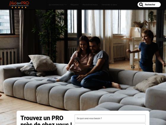 Détails : Plus que pro, Avis clients pour choisir la bonne entreprise