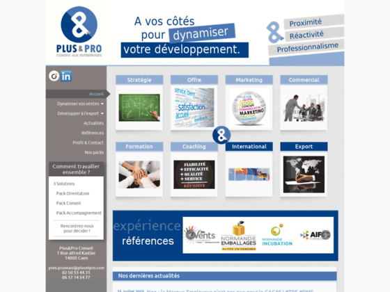 image du site https://www.plusetpro.com