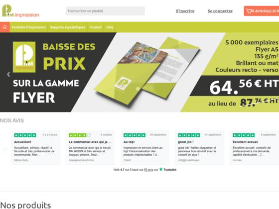 image du site https://print-impression-shop.fr/
