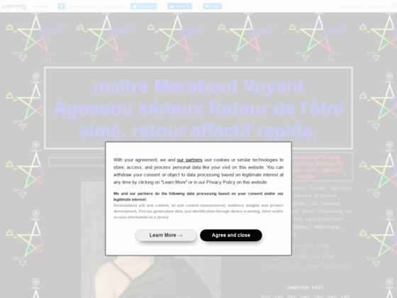 Détails : Marabout Voyant sérieux Agossou Aihahou +22991402070